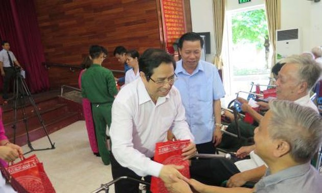 Thuan Thanh Sanatorium serves as second home for  wounded soldiers