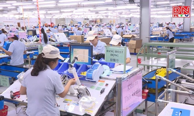 Dong Nai achieves FDI goal 5 months ahead of schedule