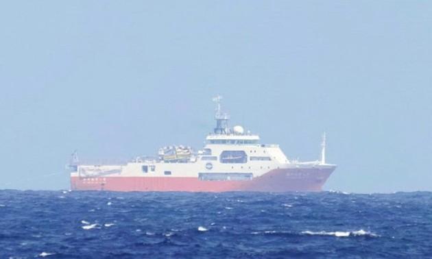 Vietnam always abides by international maritime law