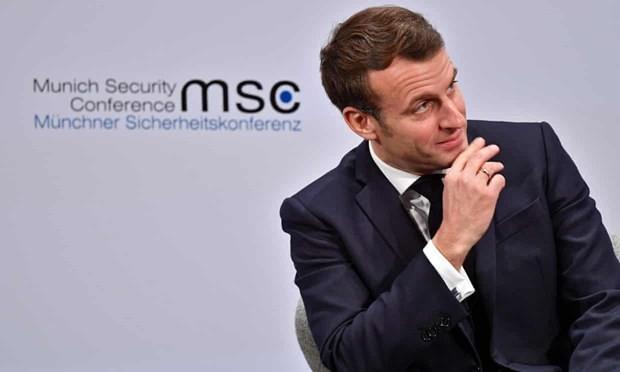 EU's new security vision