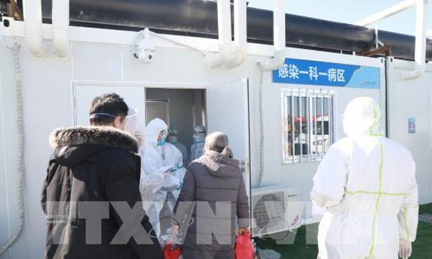 New Covid-19 new infections drop for 14th consecutive day outside Hubei