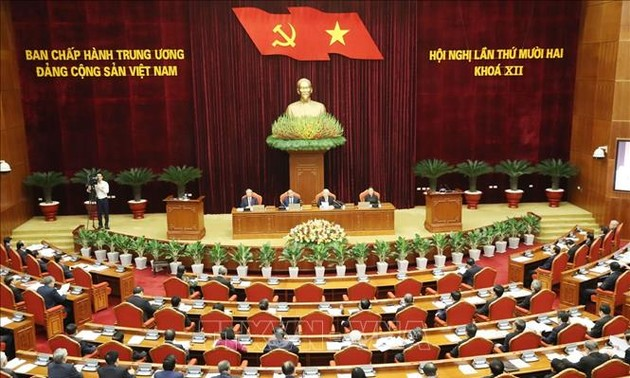 Party Central Committee discusses persnonnel for next tenure
