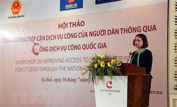 Australia funds Vietnam's public administrative survey