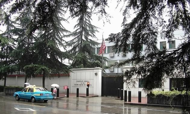 China orders US to close Chengdu consulate