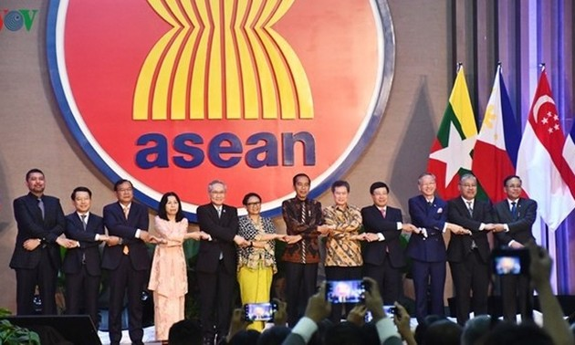 Vietnam's contributions to ASEAN's external relations
