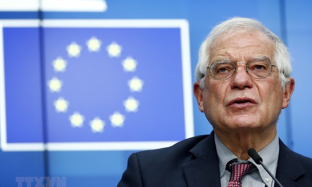 EU Foreign Ministers holds urgent talks about tensions between Turkey and Greece