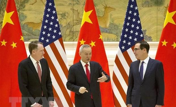 US, China postpone online talks on trade deal