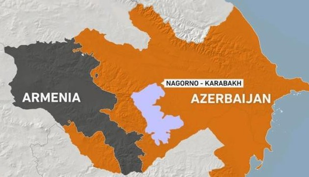 Nagorno-Karabakh war re-erupts