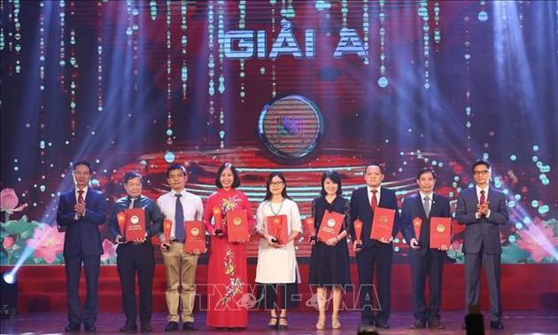 Winners of National Book Award 2020 honored