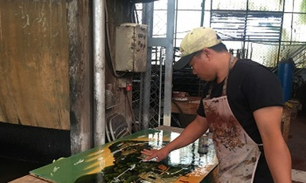 Binh Duong preserves, promotes traditional craft villages