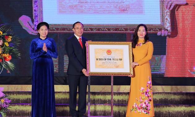 Binh Lieu ripen rice season festival- new attraction of Quang Ninh