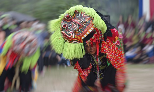 Lion-cat dance – an intangible cultural heritage of Lang Son