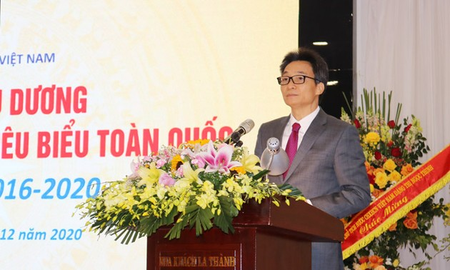 Vietnamese outstanding learning models honored