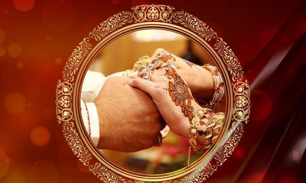 Pakistan's traditional wedding celebration and ceremony