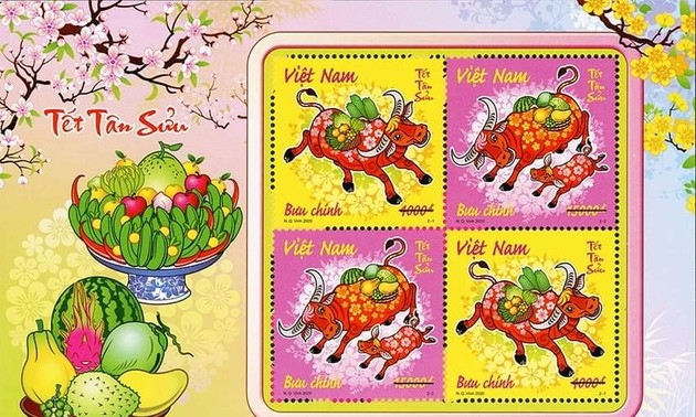 Stamps issue to greet Year of the Buffalo 2021