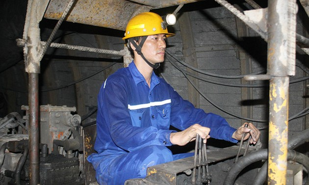 Discipline, solidarity, and passion key to coal miners' successful work