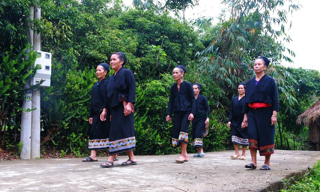 Traditional culture of the O Du in Nghe An
