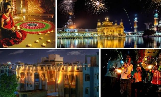 Diwali - Festival of Lights – the biggest in India