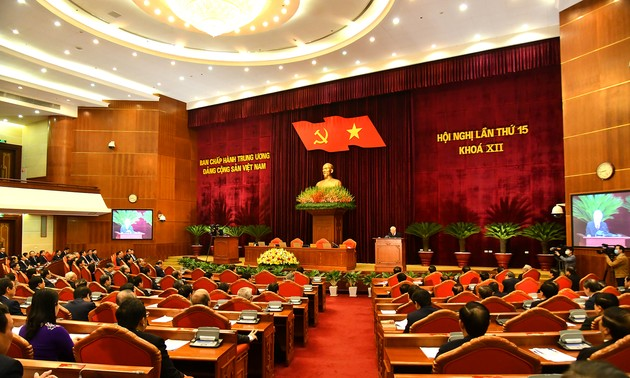 Party Central Committee's plenum expected to make 13th Party Congress a success