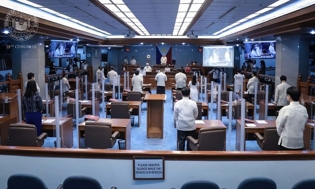Philippine Senate concerned about China's new Coast Guard Law