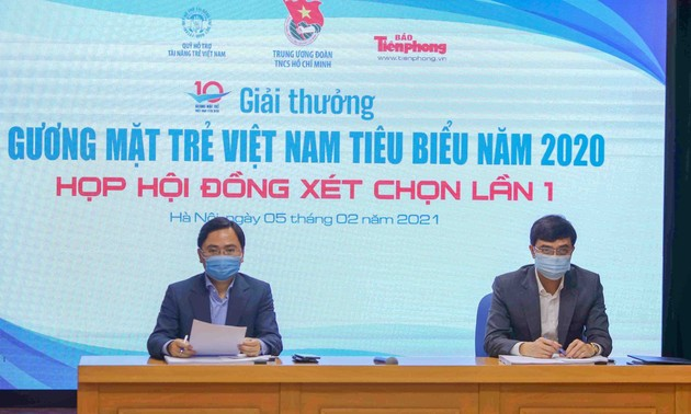 20 nominated for online selection of exemplary Vietnamese talents