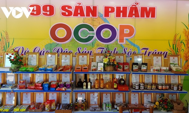 One Commune-One Product program proves effective in Soc Trang