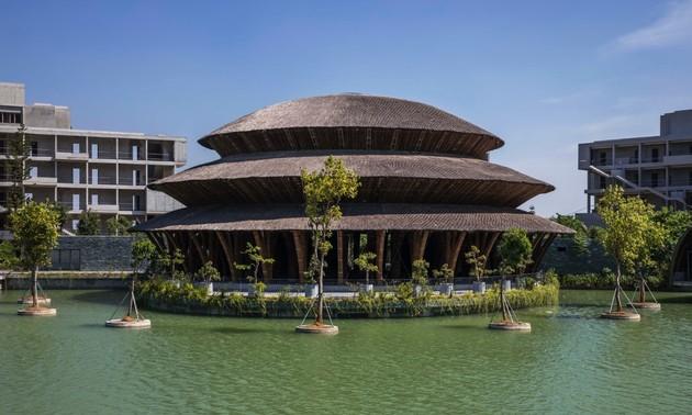 Ninh Binh restaurant wins international architecture prize
