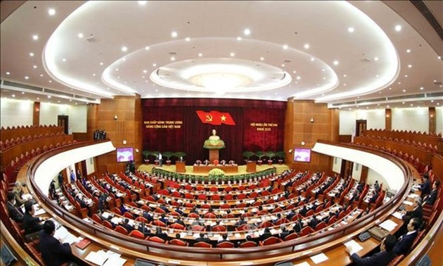 Party Central Committee considers candidates for leading positions