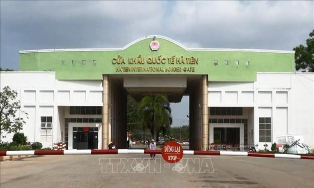 Ha Tien border gate economic zone established