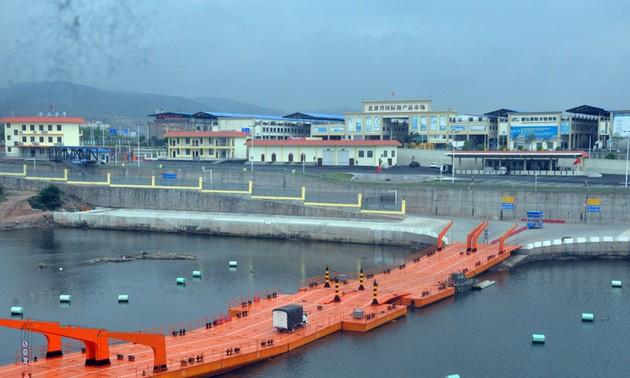 Trade through Mong Cai border gate increases
