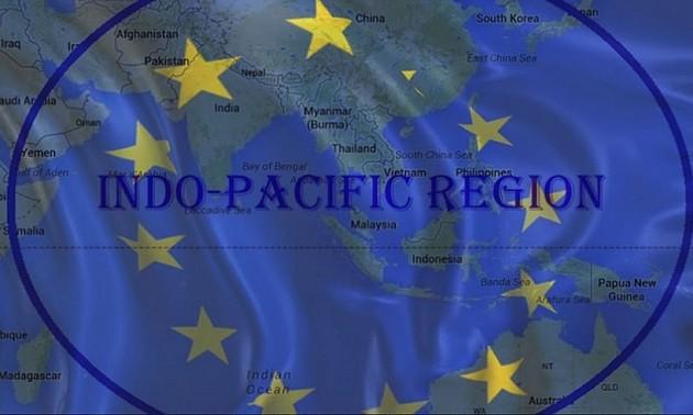EU increases presence in Indo-Pacific region
