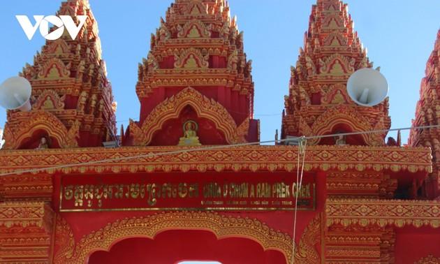 Soc Trang preserves Khmer Theravada pagodas