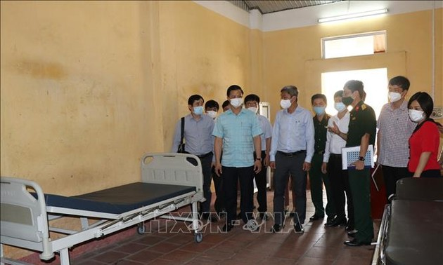 Bac Ninh strengthens COVID-19 prevention and control