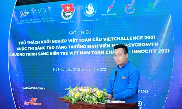 Hanoi launches digital transformation startup events 2021