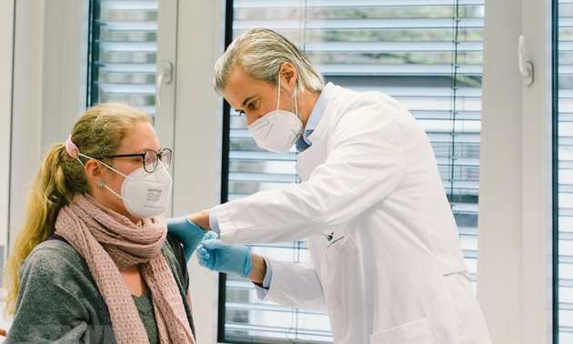 More than half of adults in EU fully vaccinated