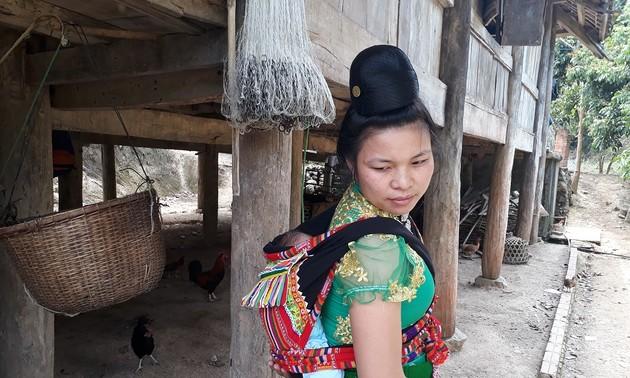 Baby full-month celebration of the Thai