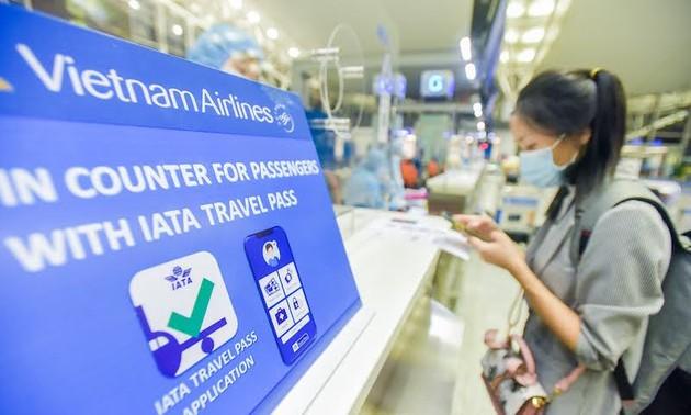 IATA Travel Pass trialed on Vietnam Airlines flight