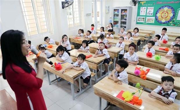 Hanoi students to begin academic year on September 1