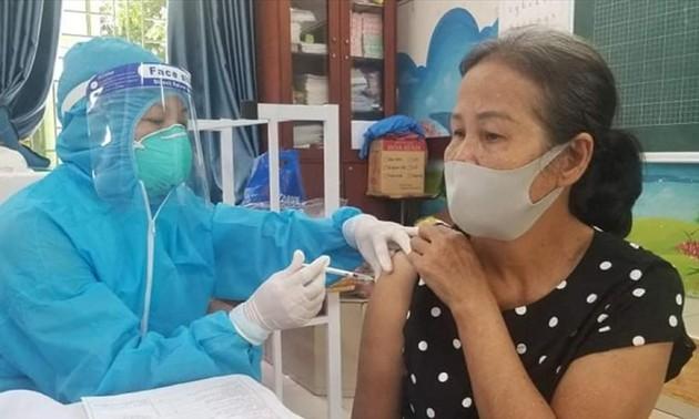 Vietnam speeds up COVID-19 vaccination