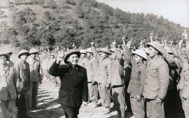 General Vo Nguyen Giap and historical milestones