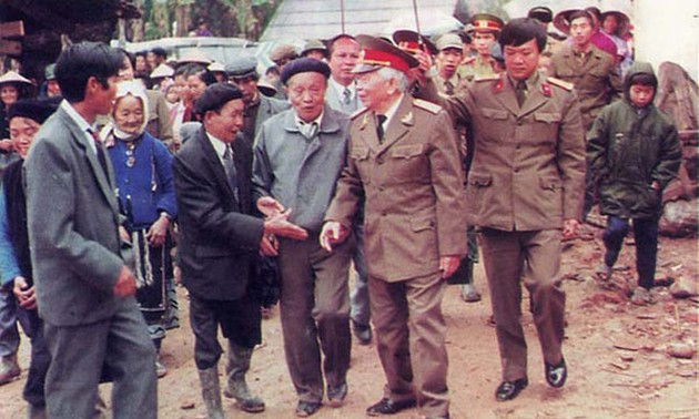 Vo Nguyen Giap – a General of people