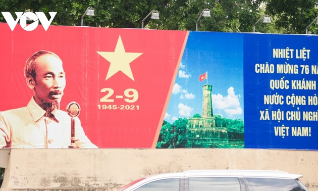 National Day, a sacred festival of Vietnamese people