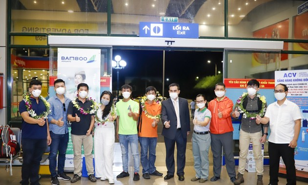 Quang Binh receives first closed tour package to ensure pandemic control