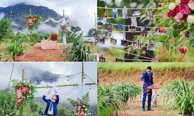 Unique weddings in Vietnam during COVID-19 pandemic