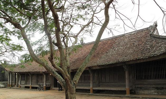 La maison communale de Tra Co, un emblème de la culture vietnamienne