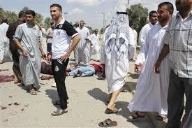 Irak: les violences font dix morts, dont cinq soldats