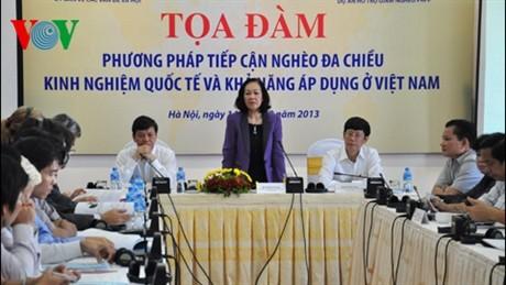 Vietnam : Une nouvelle approche multidimensionnelle de la pauvreté