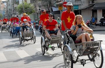 Tourisme: rebond d'arrivées des touristes étrangers au Vietnam