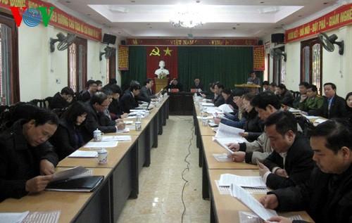 Vu Van Ninh : Quan Ba doit instaurer une nouvelle ruralité durable