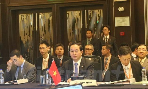 Conférence de l'ASEAN+3 sur la lutte contre la criminalité transnationale